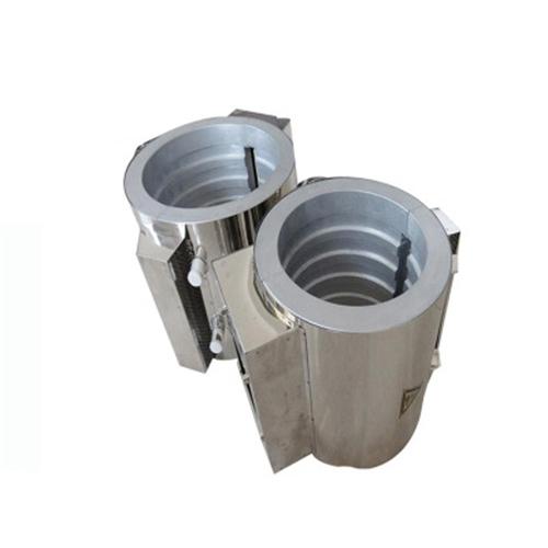 镇江风冷铸铝电加热器